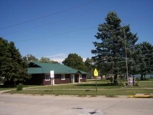 Montour community building