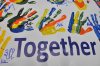 Together Diversity Hands