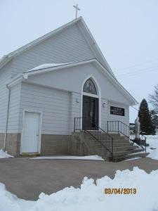 St. Joseph's Building, Wolf Creek Players Theatre, 101 Clark Street, Dysart, IA 52224